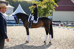 SCHNEIDER Dorothee (GER), Faustus 94<br /> Impressionen am Rande<br /> Deutsche Meisterschaft der Dressurreiter<br /> Klaus Rheinberger Memorial<br /> Nat. Dressurprüfung Kl. S**** - Grand Prix Special<br /> Balve Optimum - Deutsche Meisterschaft Dressur 2020<br /> 19. September2020<br /> © www.sportfotos-lafrentz.de/Stefan Lafrentz