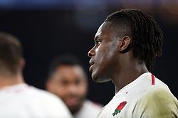 Maro Itoje of England looks on after the match - Mandatory byline: Patrick Khachfe/JMP - 07966 386802 - 24/11/2018 - RUGBY UNION - Twickenham Stadium - London, England - England v Australia - Quilter International