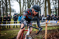 Mascha Mulder, NK Veldrijden Elite-Vrouwen en Amateur-Vrouwen / Dutch Championship Cyclocross Elite Women and Amateur Women at Sint Michielsgestel, Noord-Brabant, The Netherlands, 8 January 2017. Photo by Pim Nijland / PelotonPhotos.com | All photos usage must carry mandatory copyright credit (Peloton Photos | Pim Nijland)
