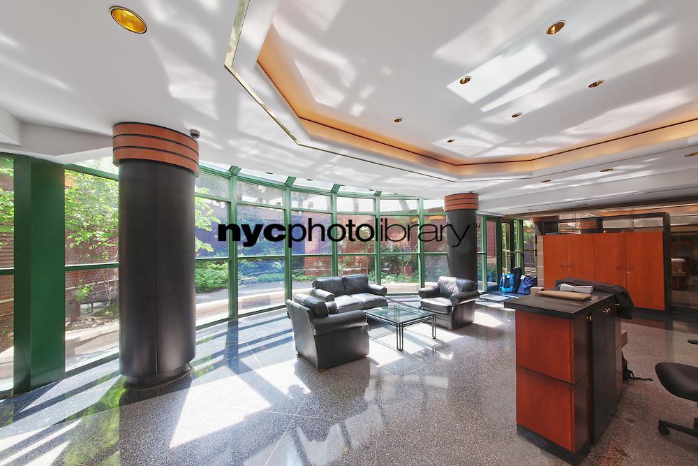 Lobby at 275 Greenwich Street