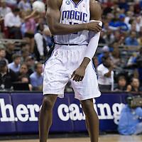 BASKETBALL - NBA - ORLANDO (USA) - 06/11/2008 -  .ORLANDO MAGIC V PHILADELPHIA SIXERS (98-88) - DWIGHT HOWARD / ORLANDO MAGIC