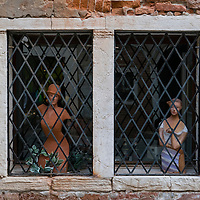 Shop window, Venice, Italy