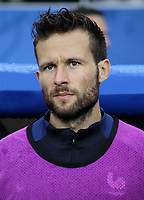 Uefa - World Cup Fifa Russia 2018 Qualifier / <br /> France National Team - Preview Set - <br /> Yohan Cabaye
