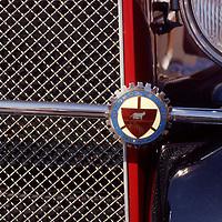 Vintage early Alfa Romeo Roadster Show Car
