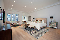 Master Bedroom at 33 West 71st Street