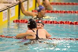HOWARTH Nikita, JORDAN Cortney NZL, USA at 2015 IPC Swimming World Championships -  Women's 50m Butterfly S7
