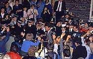 "London, UK, JUNE 21,1982:  BIRTH OF PRINCE WILLIAM.Prince Charles mobbed by reporters and well wishers after the birth of Prince William.St. Mary's Hospital Paddington, London.Mandatory credit photo: ©FRANCIS DIAS/NEWSPIX INTERNATIONAL..(Failure to credit will incur a surcharge of 100% of reproduction fees).Immediate notification of usage required...**ALL FEES PAYABLE TO: ""NEWSPIX INTERNATIONAL""**..Newspix International, 31 Chinnery Hill, Bishop's Stortford, ENGLAND CM23 3PS.Tel:+441279 324672.Fax: +441279656877.Mobile:  07775681153.e-mail: info@newspixinternational.co.uk"