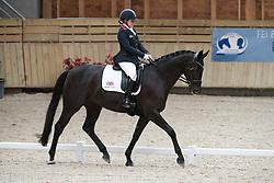 Baker Natasha, (GBR), Sookie St James<br /> Grade II Team Test<br /> Para-Dressage FEI European Championships Deauville 2015<br /> © Hippo Foto - Jon Stroud<br /> 18/09/15