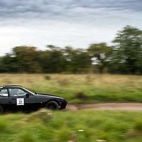 Car 31 Caroline Northmore / Bernard Northmore