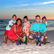 Ripa Family Beach Photos