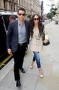 20.AUGUST.2012. LONDON<br /> <br /> DALLAS ACTOR JESSE METCALFE AND FIANCE CARA SANTANA ARRIVING AT THE CORINTHIA HOTEL IN LONDON FOR THE DALLAS PRESS LAUNCH.<br /> <br /> BYLINE: EDBIMAGEARCHIVE.CO.UK<br /> <br /> *THIS IMAGE IS STRICTLY FOR UK NEWSPAPERS AND MAGAZINES ONLY*<br /> *FOR WORLD WIDE SALES AND WEB USE PLEASE CONTACT EDBIMAGEARCHIVE - 0208 954 5968*