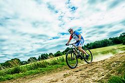 24-06-2017 NED: Training We Bike 2 Change Diabetes, Landgraaf<br /> Oefenweekend voor 15 deelnemers die in september de Tour de Mont Blanc gaan doen. Peter