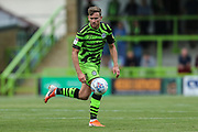 Forest Green Rovers Dayle Grubb(8) during the EFL Sky Bet League 2 match between Forest Green Rovers and Grimsby Town FC at the New Lawn, Forest Green, United Kingdom on 17 August 2019.