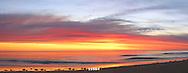 sunrise at Fishermans Beach