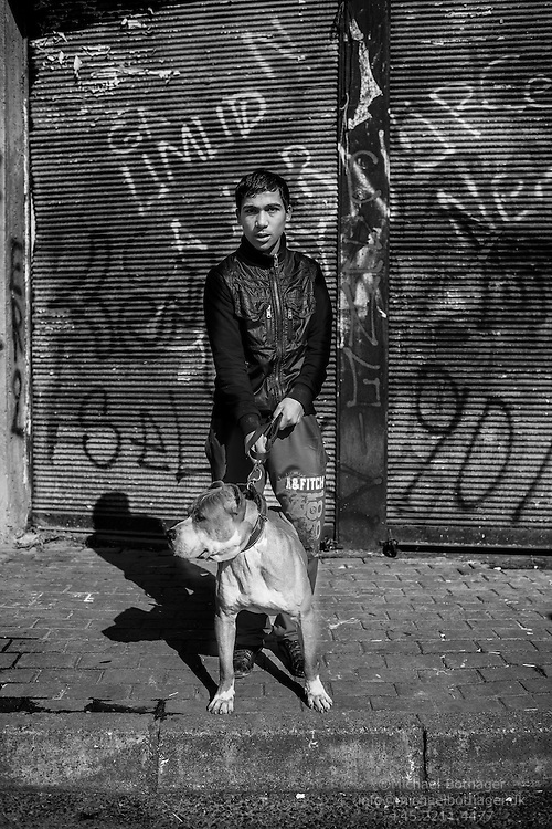 Street photography from Istanbul, Turkey