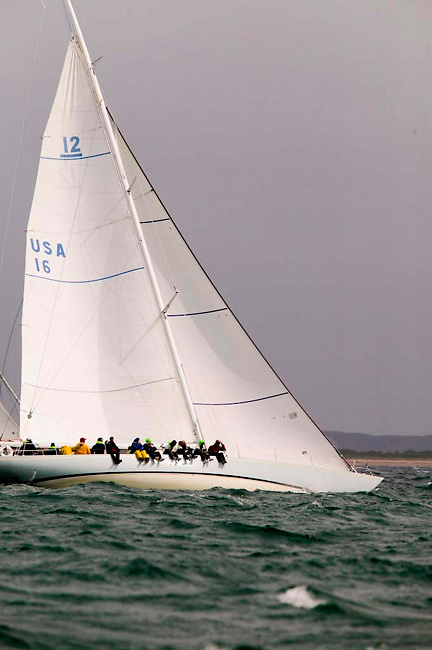 12 Meter Class US16 Columbia, 1958 America's Cup winner 2006 Opera House Cup, Nantucket