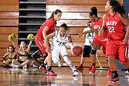FIU Women's Basketball vs Barry (Nov 7 2014)
