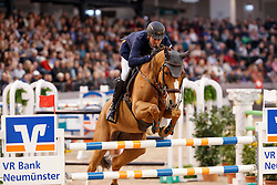Walker Brian, CAN, Cookie B<br /> Championship of Neumünster - Prize of Paul Schockemöhle Stud<br /> FEI World Cup Neumünster - VR Classics 2017<br /> © Hippo Foto - Stefan Lafrentz