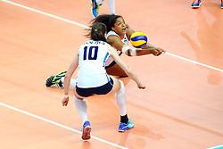18-06-2016 ITA: World Grand Prix Italie - Nederland, Bari<br /> Nederland wint opnieuw van Italie, het ging moeizaam maar de 3-1 winst was genoeg / Celeste Plak #4<br /> <br /> ***NETHERLANDS ONLY***