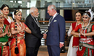 Prince Charles & Indian PM Modi At Science Museum