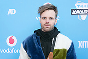 2018-03-24. Club Panama, Amsterdam. Veed Awards 2018. Op de foto: Tim Hofman