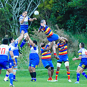 Premier Rugby union game played between Tawa v Northern United , at  Lyndhurst Park, Tawa,Wellington, New Zealand, on 17 June 2017.  Tawa won 30-26.