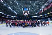 KELOWNA, CANADA - FEBRUARY 18:  at the BCAA Family Skate with the Kelowna Rockets on February 18, 2018 at Prospera Place in Kelowna, British Columbia, Canada.  (Photo By Cindy Rogers/Nyasa Photography,  *** Local Caption ***