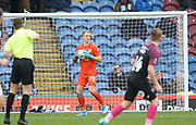 Joe Hart of Burnley in action during the The FA Cup match between Burnley and Peterborough United at Turf Moor, Burnley, England on 4 January 2020.