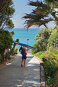 Redondo Beach; CA; Sapphire Walkway, Torrance Beach; Pier, Surf, Sand, Ocean Waves, Sunbathing, Activities