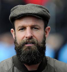 Former Bristol City player Louis Carey - Photo mandatory by-line: Joe Meredith/JMP - Mobile: 07966 386802 - 18/10/2014 - SPORT - Football - Coventry - Ricoh Arena - Bristol City v Coventry City - Sky Bet League One
