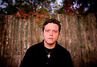 Jason Isbell. photograph by Allison V. Smith