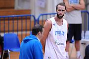 TRENTO TRENTINO BASKET CUP - 07082013 - ALLENAMENTO <br /> NELLA FOTO : LUIGI DATOME<br /> FOTO CIAMILLO