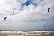 Strand bij  Bergen aan Zee