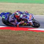Misano 09.09.2017 <br /> Qualifiche Gran Premio Tribul Mastercard Di San Marino E Della Riviera Di Rimini <br /> Misano World Circuit<br /> Maverick Vinales  Movistar Yamaha