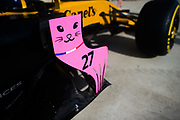 October 19-22, 2017: United States Grand Prix. Nico Hulkenberg (GER), Renault Sport Formula One Team, R.S.17