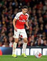 Arsenal's Gabriel Paulista