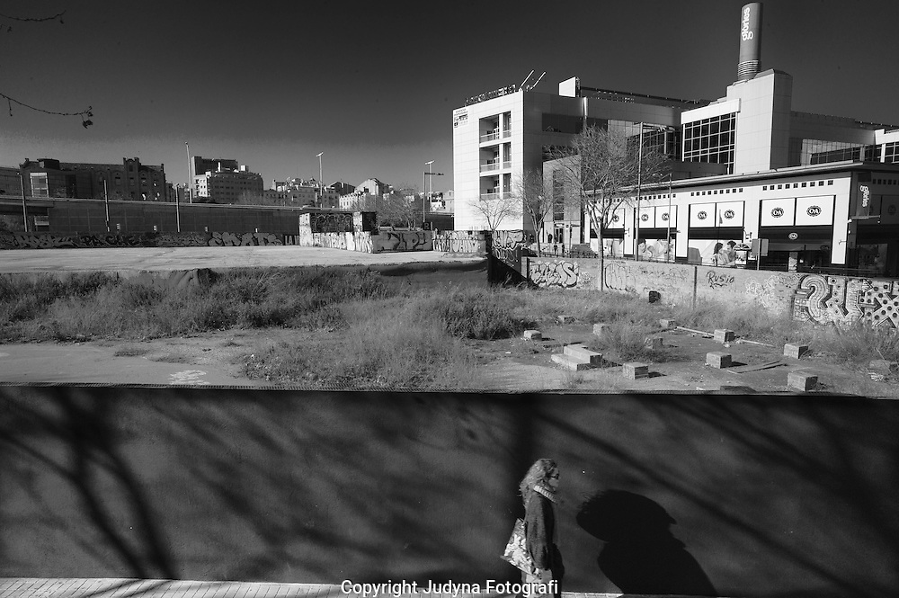Barcelona, Mobile World Congress, 3GSM fine art, fine art photography, black and white, black&white, monokrom, monochrome