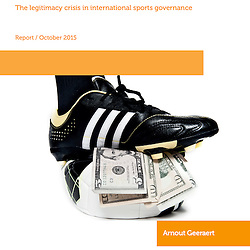Cover for Sports governance<br />