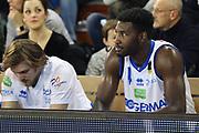 Delusione Hunt Dario, Germani Basket Brescia vs Vanoli Cremona - 13 giornata Campionato LBA 2017/2018, PalaGeorge Montichiari 2 gennaio 2018 - foto BERTANI/Ciamillo