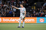 Daniel William Carter - Dan Carter (Racing 92) desappointed reaction during the French Championship Top 14 Rugby Union match between Racing 92 and La Rochelle on february 18, 2018 at U Arena in Nanterre, France - Photo Stephane Allaman / ProSportsImages / DPPI
