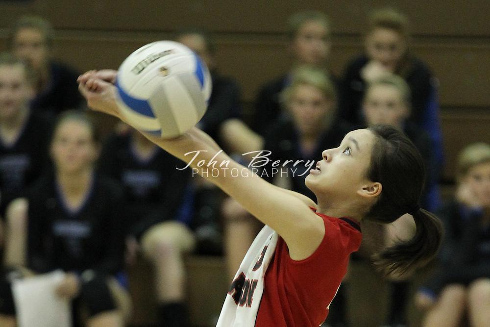 October/19/10:  MCHS JV Volleyball vs George Mason, Madison defeated Mason 2-1.