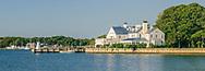 New York, Long Island, Southampton, Bullhead Yacht Club