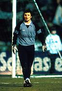 19.03.1986, Olympic Stadium, Helsinki, Finland..European Champions Cup, Quarter Final, 2nd leg match, FC Kuusysi v Steaua Bucuresti..Ismo Korhonen - FC Kuusysi.©Juha Tamminen