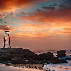 Redhead Beach Sunrise Mar 2015