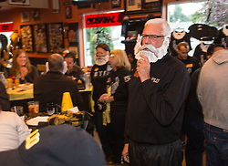 Tailgating at Sparks Firehouse Deli before the homecoming football game in Puyallup, Saturday, Oct. 15, 2016. (Photo: John Froschauer/PLU)