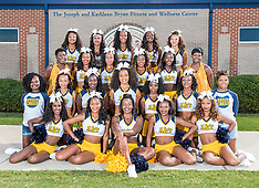 2017-18 Aggie Cheer Team Pictures (Blue & Gold Squads)