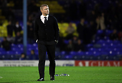 Peterborough United Manager Grant McCann - Mandatory by-line: Joe Dent/JMP - 17/10/2017 - FOOTBALL - Roots Hall - Southend-on-Sea, England - Southend United v Peterborough United - Sky Bet League Two