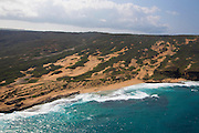 Moomomi Dunes Preserve, North Shore, Molokai, Hawaii