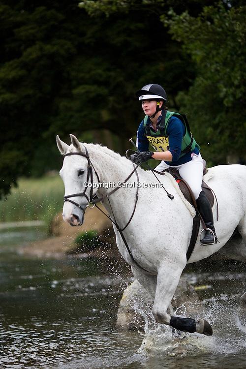 Allerton Park Horse Trials 2010 Cross Country