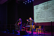 The band 'Lost and Found' performs during a concert at the Stadthaus on Saturday, May 2, 2015, in Wittenberg, Germany. LCMS Communications/Erik M. Lunsford
